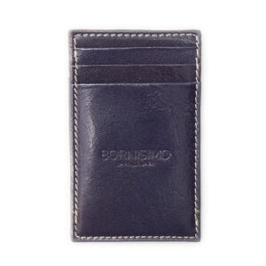 MAGIC WALLET VIOLET LEATHER