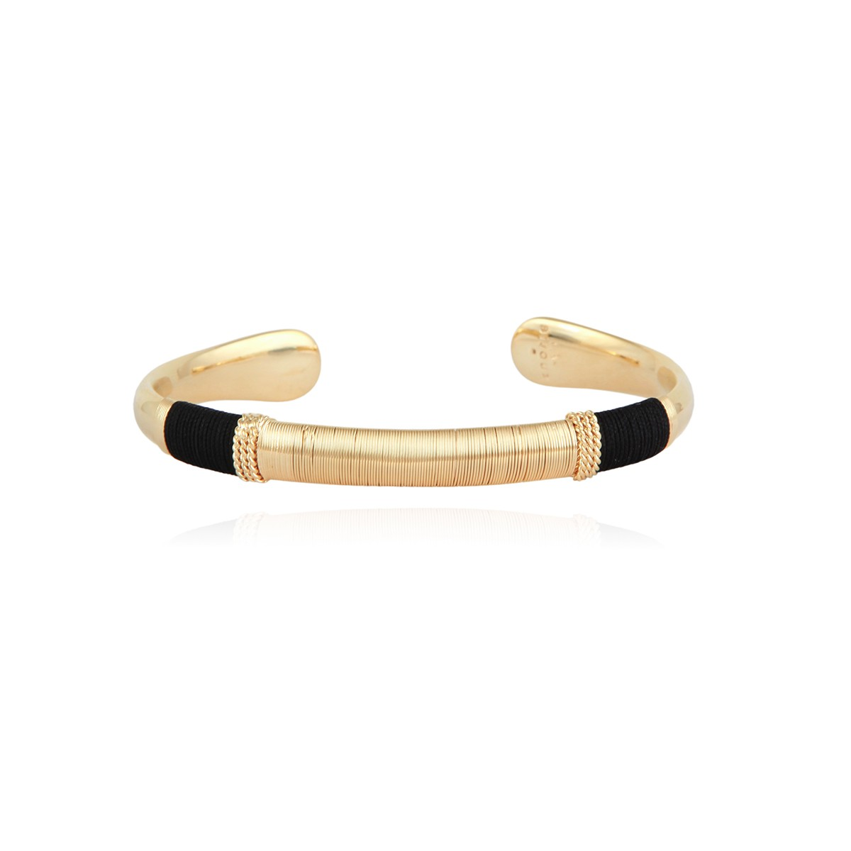 MACAO BRACELET GOLD PLATED