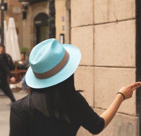 sombreros panama