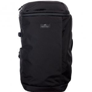 STURDY BLACK BACKPACK