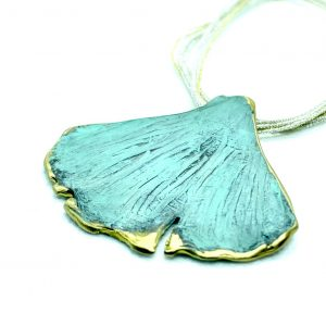 SEA BRONZE NECKLACE