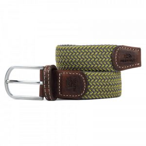 THE BUDAPEST BRAIDED BELT