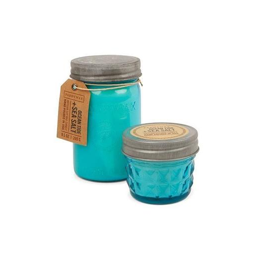 RELISH CANDLE OCEAN TIDE AND SEA SALT