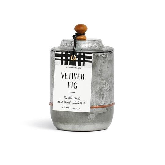 HOMESTEAD CANDLE VETIVER FIG