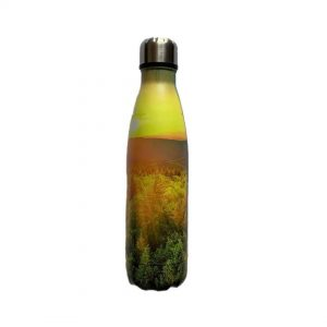 LANDSCAPE STAINLESS STEEL THERMAL BOTTLE 500ml