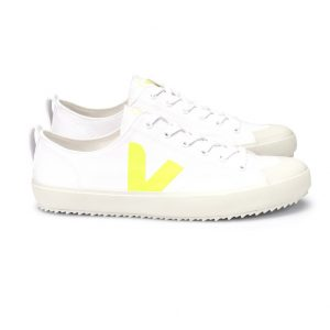 NOVA CANVAS WHITE JAUNE FLUO