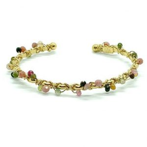 CALLIOPE BRACELET GOLD PLATED