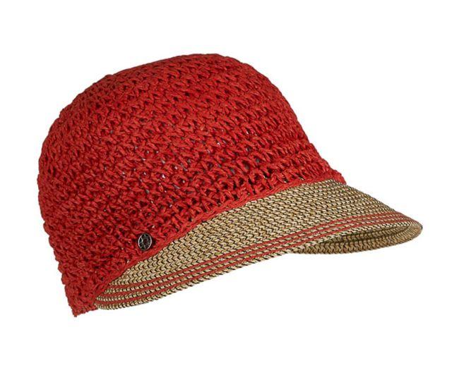 RUBIN NATURAL PAPER CROCHET CAP