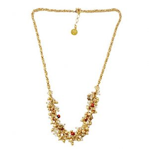 GIOIA GOLD PLATED NICKLACE