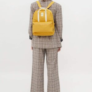 GOLD CLASSIC MUSTARD BACKPACK