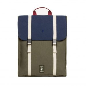 HANDY M. NAVY VEGAN BACKPACK