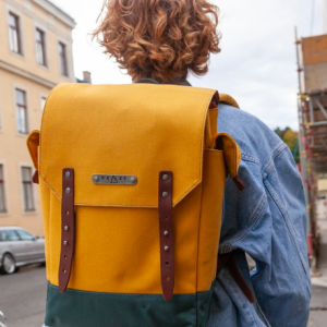TIROL OCHRE BACKPACK