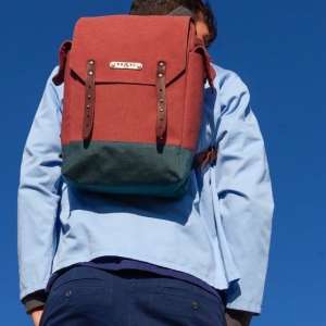 TIROL TERRACOTTA BACKPACK