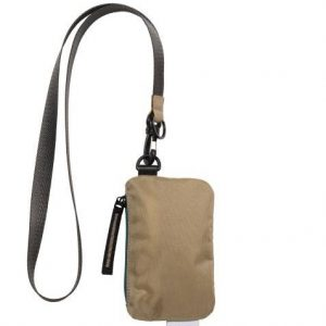 LUSTY BEIGE WALLET/CROSSBAG