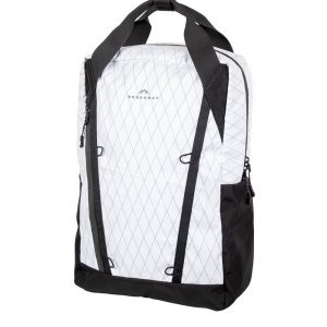 BACKBONE WHITE BACKPACK