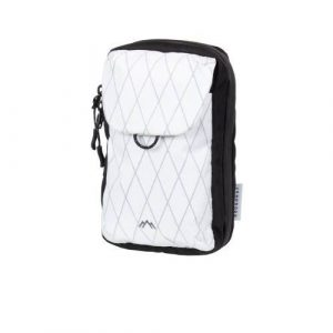 ENDURANCE WHITE CROSSBODY BAG