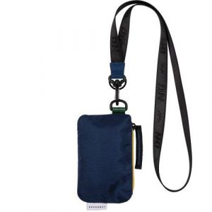 LUSTY NAVY WALLET/CROSSBAG