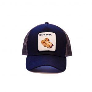 BEST IS INSIDE CAP