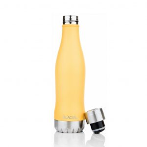 MATTE YELLOW BOTTLE 400ML