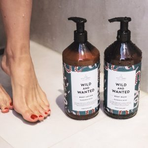 BODY LOTION WILD AND WANTED VEGAN 1000ML