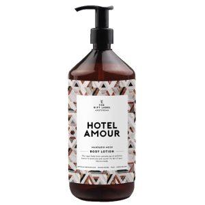 BODY LOTION HOTEL AMOUR VEGAN 1000ML