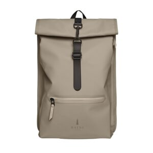 ROLL TOP RUCKSACK TAUPE
